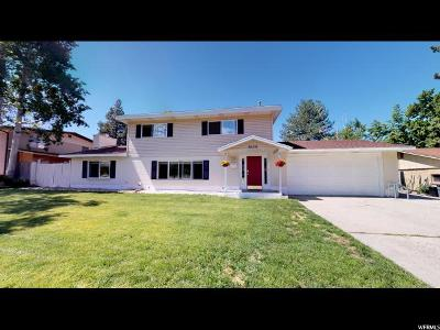 Sandy Single Family Home For Sale: 8630 S Alta Canyon Dr E