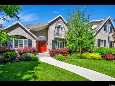 Provo Single Family Home Under Contract: 3777 N Hidden Haven Ln