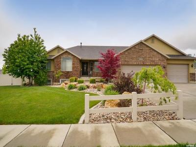 Weber County Single Family Home Under Contract: 3881 N 1710 W
