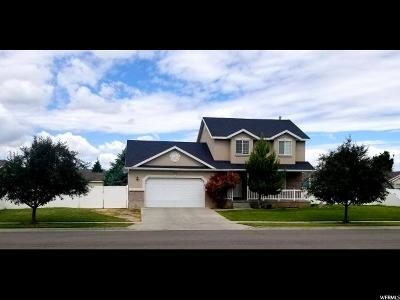 Spanish Fork Single Family Home Under Contract: 1568 S 2120 E