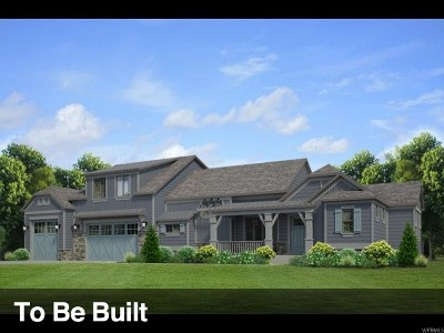 Herriman Single Family Home For Sale: 13634 S Roper Ln W #7