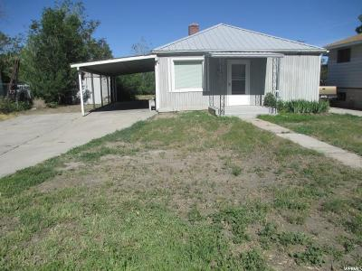 Price UT Single Family Home For Sale: $88,000