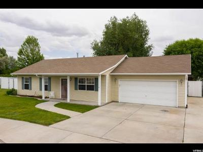 Provo Single Family Home Under Contract: 2015 W 410 S