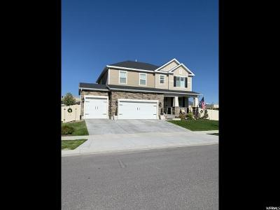 Herriman Single Family Home For Sale: 12152 S Window Arch Ln W