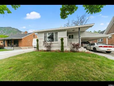 Springville Single Family Home For Sale: 66 N 100 E
