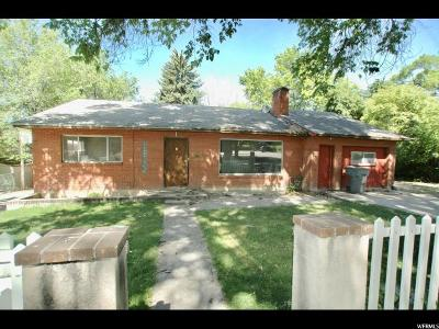 Pleasant Grove Single Family Home Under Contract: 230 S 100 W