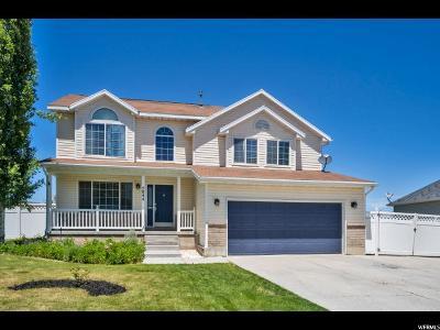 Herriman Single Family Home Under Contract: 5844 W Ophelia Ln