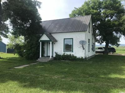 Preston Single Family Home Under Contract: 506 W 800 N