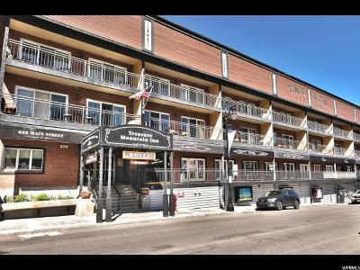 Park City Condo Under Contract: 255 Main St #A6