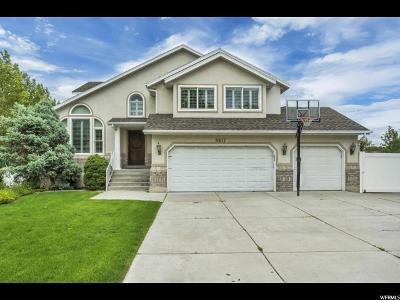 South Jordan Single Family Home For Sale: 9817 S Memorial Dr