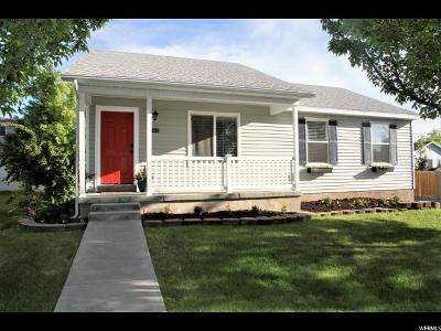 Tooele Single Family Home For Sale: 193 W 1480 N