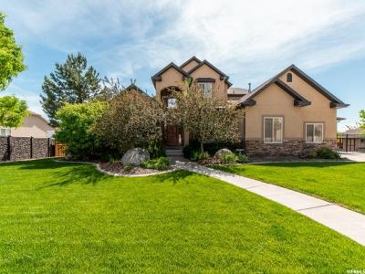 Herriman Single Family Home For Sale: 13857 S Horizon Ridge Ln W