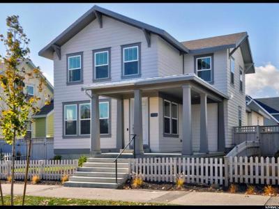 South Jordan Single Family Home For Sale: 10624 S Oquirrh Lake Rd W