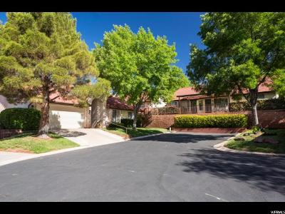 St. George Townhouse For Sale: 301 S 1200 E #43