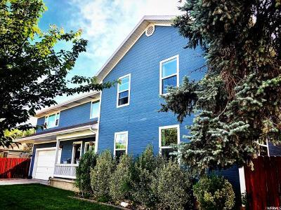 Salt Lake City Single Family Home For Sale: 798 E Garden Ave S