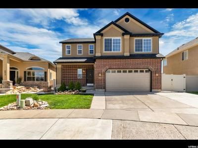 West Jordan Single Family Home For Sale: 7021 W 8050 S