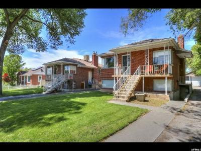 Salt Lake City Multi Family Home For Sale: 2145 E 2700 S