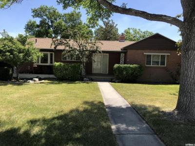 Riverton Single Family Home Under Contract: 12699 S 1630 W