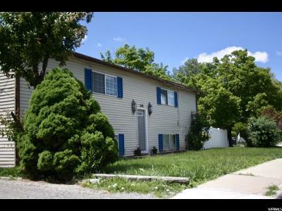 Salt Lake City Multi Family Home For Sale: 248 E Hollywood Ave S