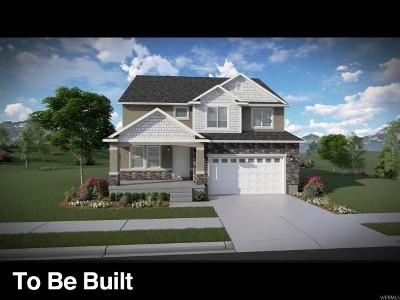 Herriman Single Family Home For Sale: 4607 W Bartlett Dr #427