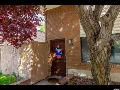 Provo Condo For Sale: 1463 W Arthur Dr