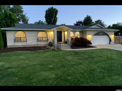Cottonwood Heights Single Family Home For Sale: 3316 E Winesap Rd E