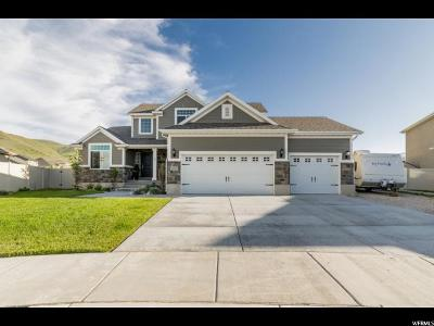 Herriman Single Family Home For Sale: 6713 Desert Oak Cir W