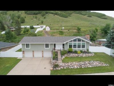 Davis County Single Family Home For Sale: 3161 S Bountiful Blvd