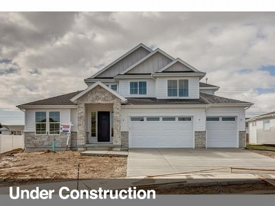 South Jordan Single Family Home For Sale: 10135 S Glenmoor View Ln W #13