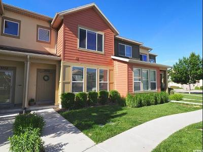 South Jordan Townhouse For Sale: 3756 W Angelica Way