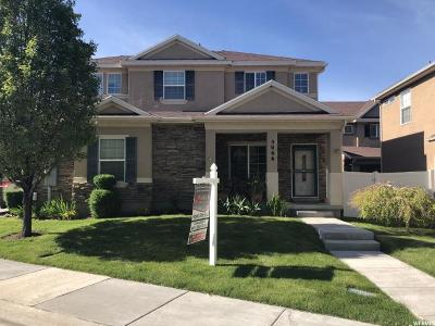 Riverton Single Family Home Under Contract: 5066 W London Bay Dr