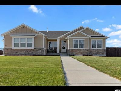 Grantsville UT Single Family Home For Sale: $399,900