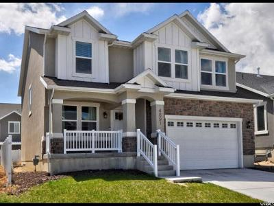 Riverton Single Family Home For Sale: 4891 W Tower Heights Dr