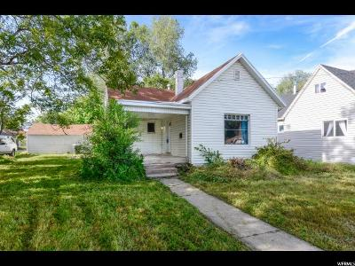 Weber County Single Family Home Under Contract: 426 17 St