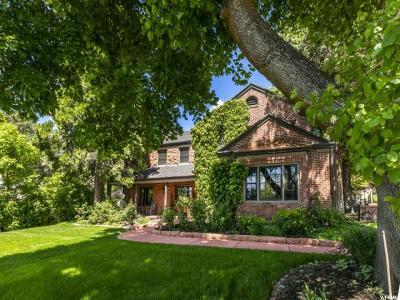 Ogden Single Family Home For Sale: 1492 E Marilyn Dr S
