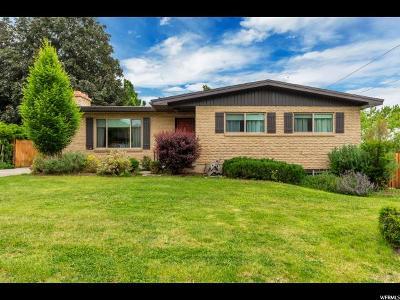 Salt Lake City Single Family Home For Sale: 2906 E Evergreen Ave S