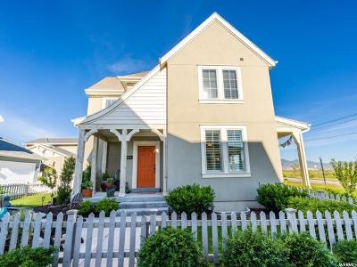 South Jordan Single Family Home For Sale: 4894 W Willamette Way S
