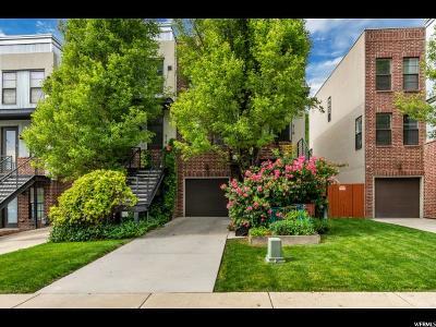 Salt Lake City Single Family Home For Sale: 316 W 700 N