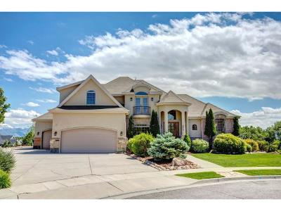 Highland Single Family Home Under Contract: 5879 W Horizon Dr #111