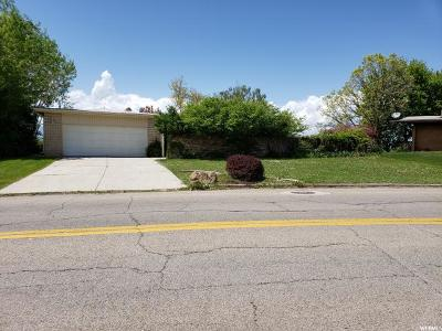 Provo Single Family Home For Sale: 3145 Bannock Dr