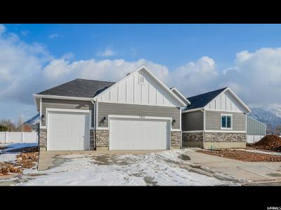 Davis County Single Family Home For Sale: 7312 S Harold's Way E