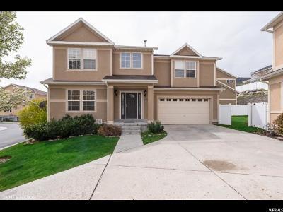 West Jordan Single Family Home For Sale: 6748 W Grevillea Ln S