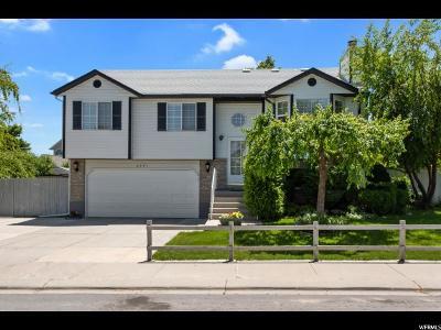 West Jordan Single Family Home For Sale: 6891 S Starflower Way W