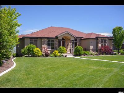 Saratoga Springs Single Family Home Under Contract: 1782 S Centennial Blvd