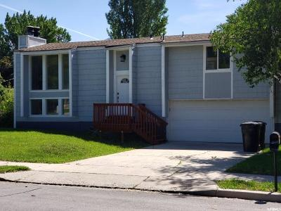 Provo Single Family Home For Sale: 187 S 1920 W