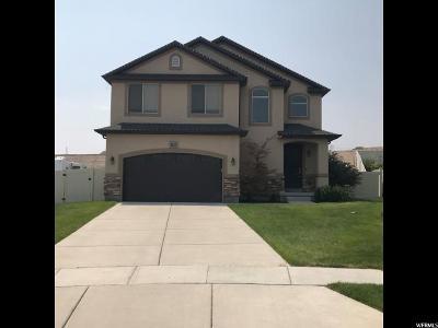 Saratoga Springs Single Family Home For Sale: 602 W Crenshaw Way