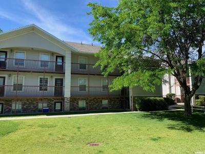 Condo Under Contract: 1050 S Orem Blvd #38