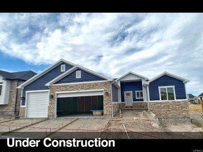 Herriman Single Family Home For Sale: 4952 W Juniper Bend Dr S #11