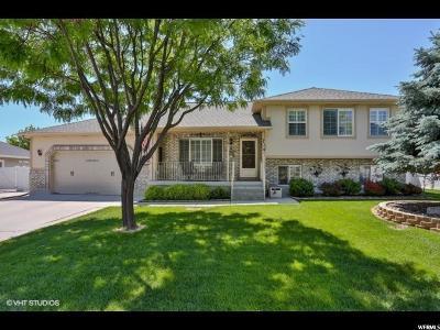 West Jordan Single Family Home For Sale: 4681 W Aire Dr S