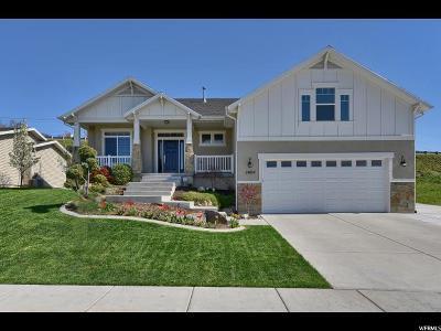 Davis County Single Family Home For Sale: 2064 E 3100 N